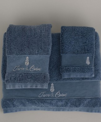 Terre-de-Coton-Denim-Blue-Terry-Towel
