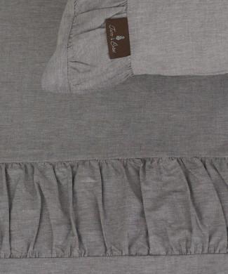 Terre-de-Coton-Pleated-Chambray-Sheets